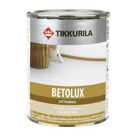 Купить Краска уретано-алкидная для пола Betolux (Бетолюкс), 0.9 л. Tikkurila (Тиккурила)
