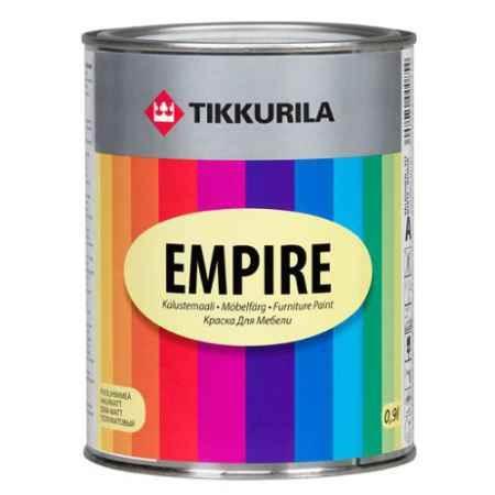 Купить Краска для мебели Empire (Эмпире), База С, 2.7 л. Tikkurila (Тиккурила)