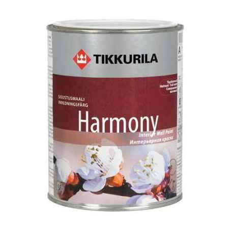 Купить Краска акрилатная матовая Harmony (Гармония), База С, 0.9 л. Tikkurila (Тиккурила)
