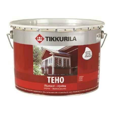 Купить Краска маслянная полуглянцевая Teho (Техо), База С, 9 л. Tikkurila (Тиккурила)