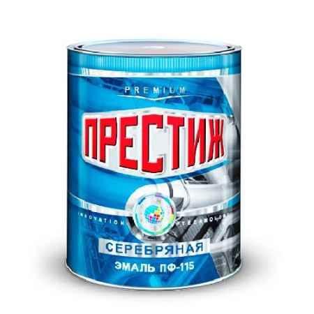 Купить Эмаль ПФ-115 0.3 кг., серебряная Престиж
