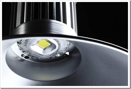 Преимущества использования светодиодной осветительной техники