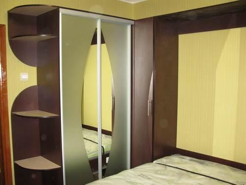 Как собрать шкаф-кровать
