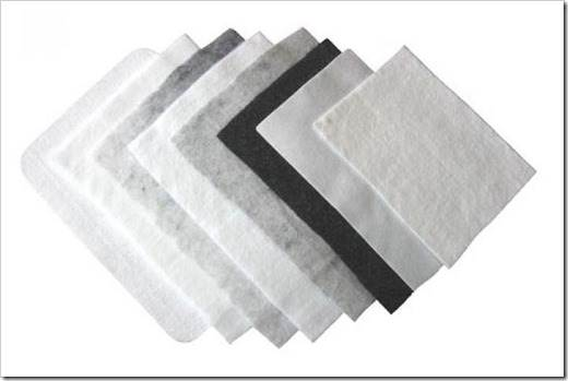 Как применяют нетканое полотно в строительстве?