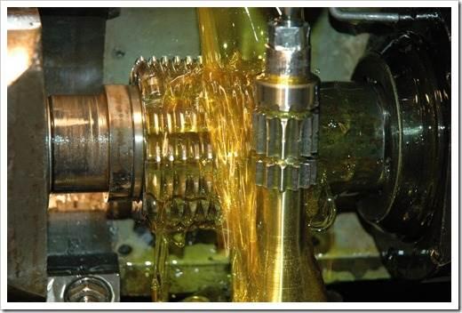 Создание многорядных зубчатых колёс