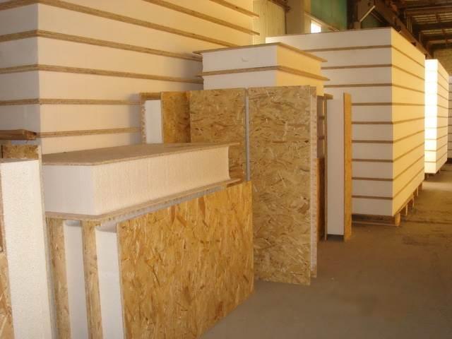 Что такое СИП панели для строительства дома
