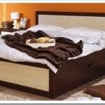 Покупка кровати в мебельном салоне