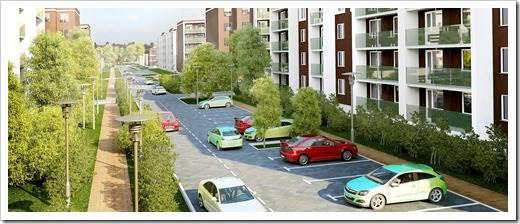 Жилой комплекс Петровский квартал
