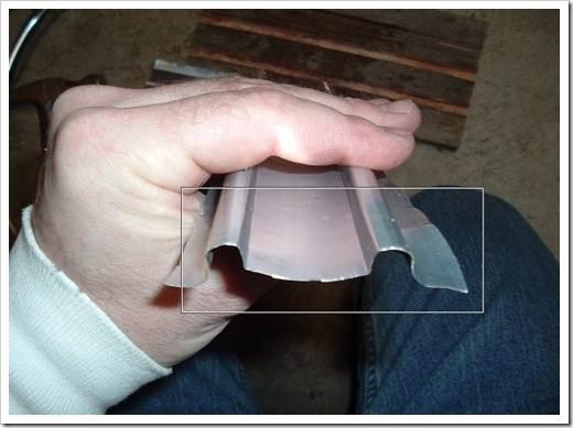 Возможные способы гибки листового металла