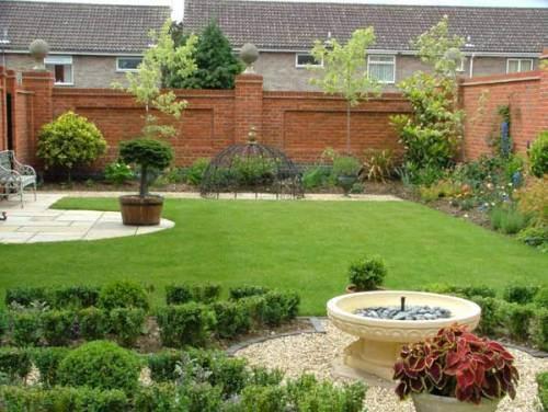 Как спланировать участок загородного дома