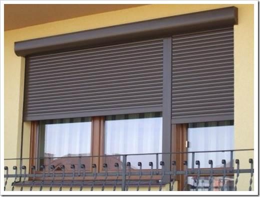 Роллеты на окна: основные функции и разновидности
