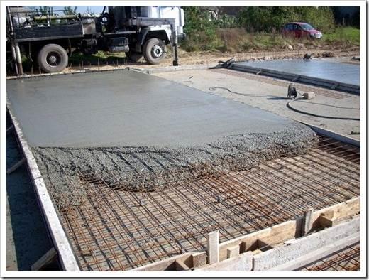 Как сделать бетон для фундамента своими руками?