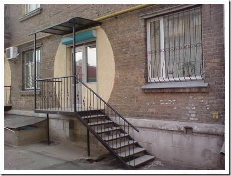 Требования для металлических конструкций-пристроек