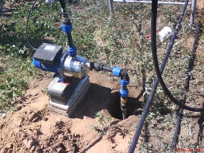Прокладываем систему водоснабжения