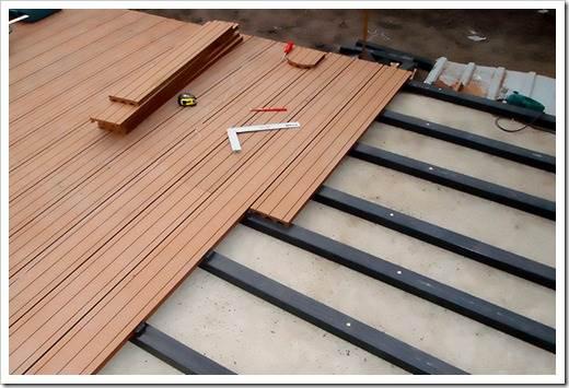 Почему не рекомендуется использовать обыкновенные деревянные доски?