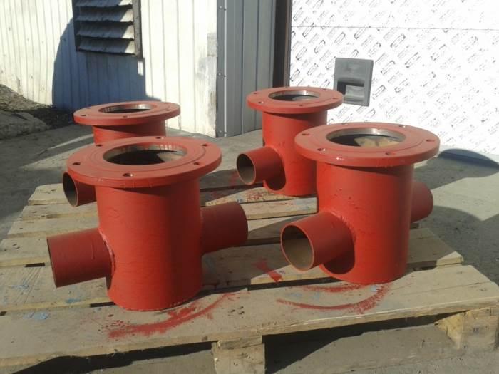 Что такое фасонные части трубопроводов