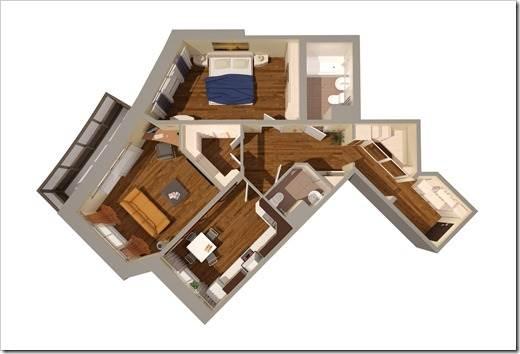 Различные типы вторичной недвижимости