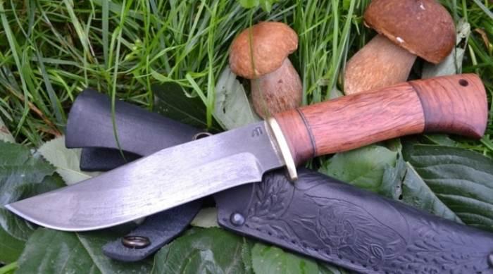 Конструкция ножа