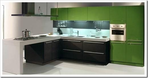 Планирование размещения кухонного гарнитура