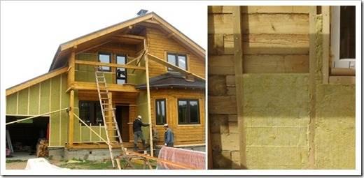 Как защитить деревянный дом от преждевременного разрушения