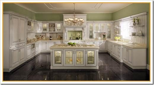 Мебель для элитной кухни
