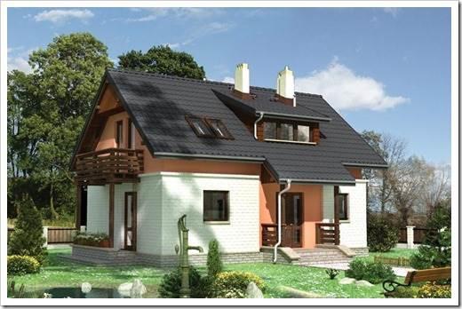 Как построить дом из сип панелей?