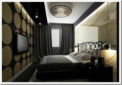 Наличие дополнительного освещения в спальне