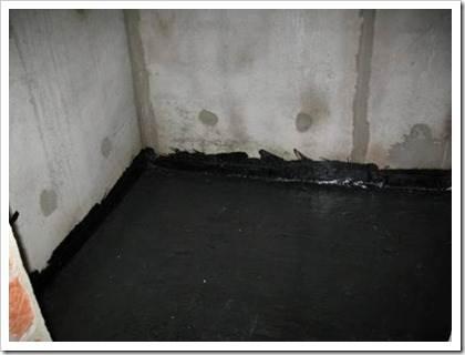 Существующие методы гидроизоляции ванной комнаты