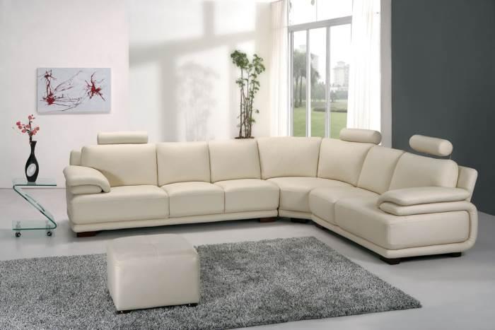 Как собрать угловой диван