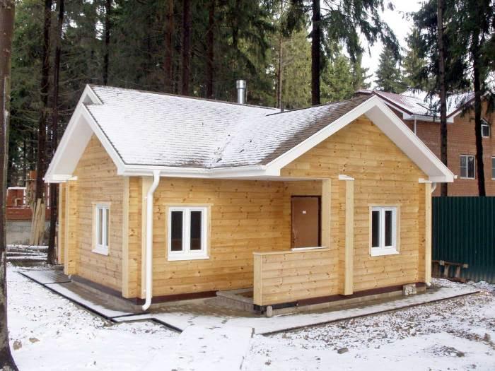 Построить дом своими руками проекты из бруса