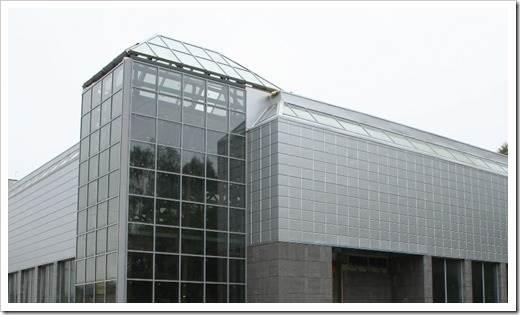 Материалы, которые используются для организации вентилируемых фасадов