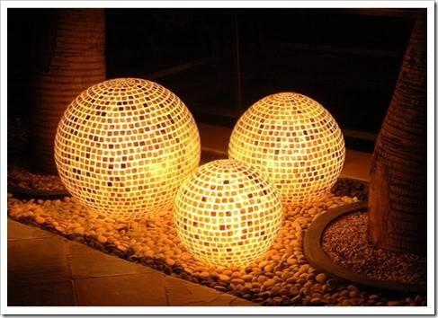 Разделение светильников по расположению