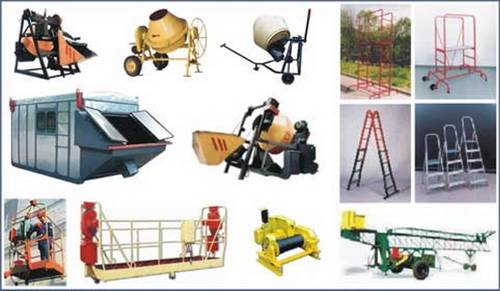 Как взять строительное оборудование в аренду