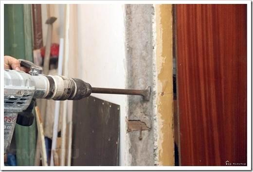 Как установить металлическую дверь своими руками?