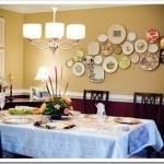 Что потребуется, чтобы повестить тарелку на стену