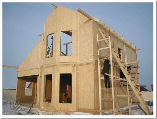 Строительство каркасных домов: канадская технология