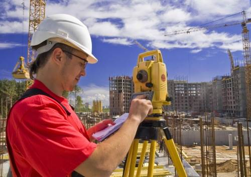 Геодезические работы в строительстве