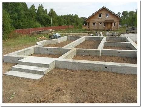 Самостоятельное строительство домов
