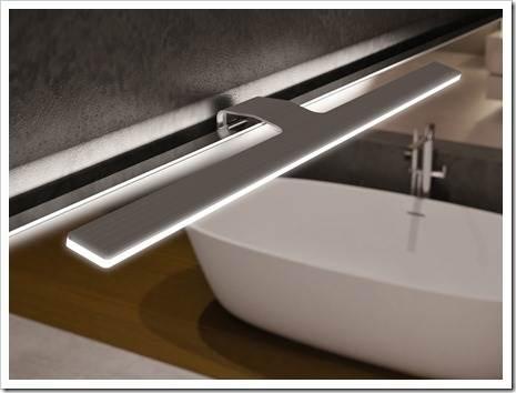 Метод монтажа и количество светильников