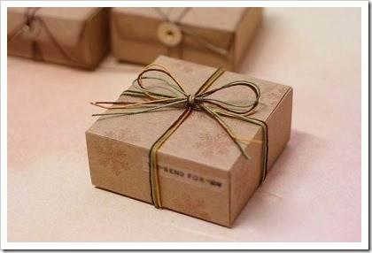 Как сделать подарочную упаковку из картона?