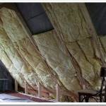 Принцип установки теплоизоляции