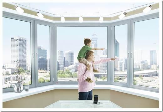 Классификация металлопластиковых окон
