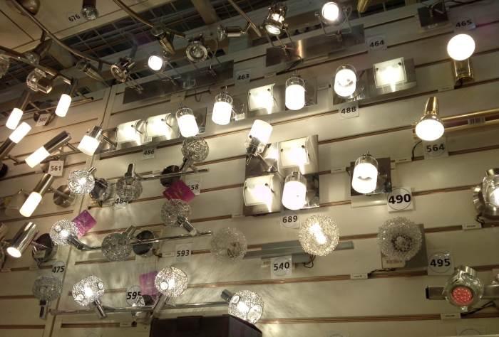 Как выбрать галогеновые лампы для дома