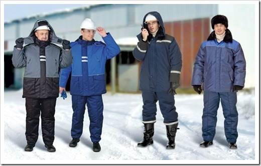 Как выбрать зимнюю спецодежду?