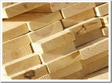 Дерево, которое служит сырьём для обрезной доски