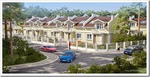 Покупка недвижимости в коттеджном поселке со свободной застройкой