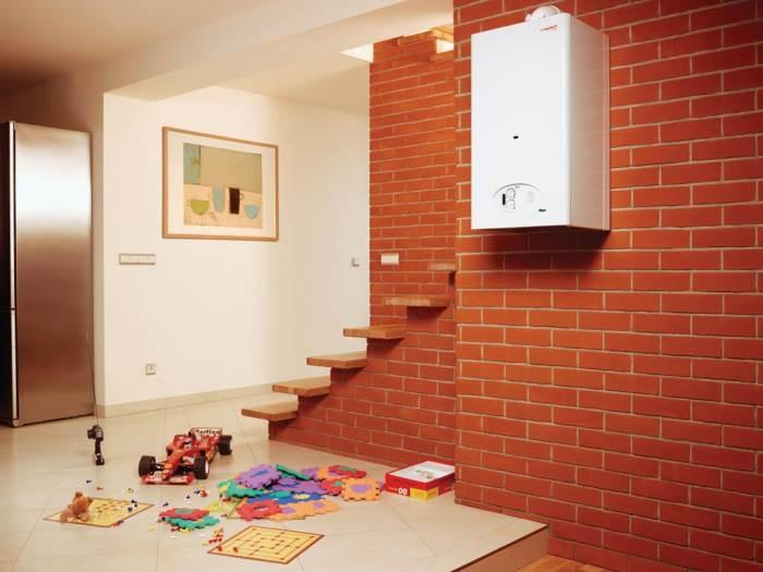 Размещение котла – на стене или на полу