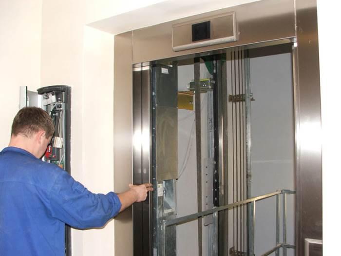Безопасность работы лифта