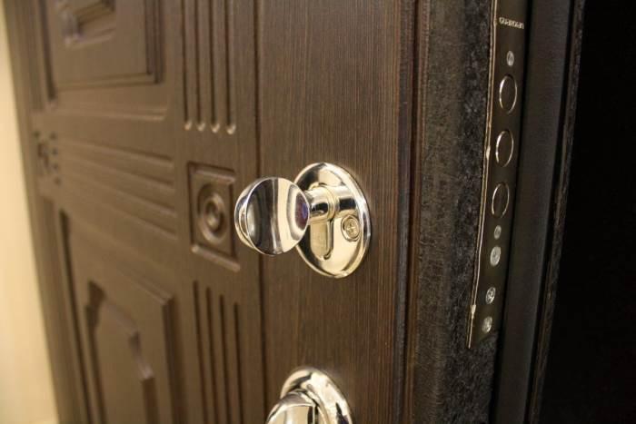 Выбрать металлическую дверь