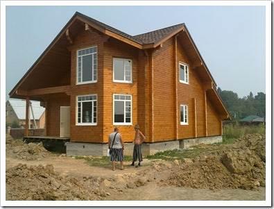Методики утепления брусового дома